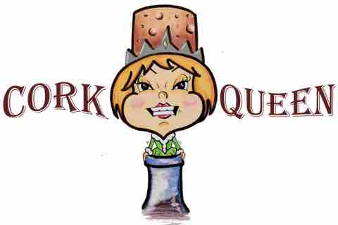 Logo-CorkQueen+Side-Text