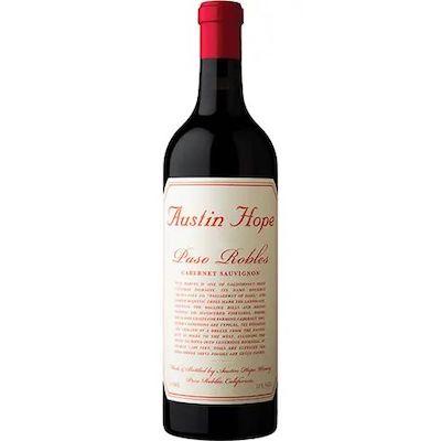 Austin Hope Winery, Cabernet Sauvignon Paso Robles (2017)