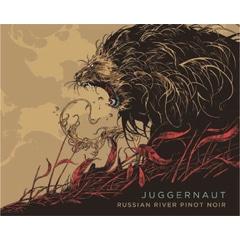 Juggernaut, Pinot Noir Russian River Valley