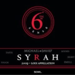Michael David Winery, 6th Sense Syrah Lodi