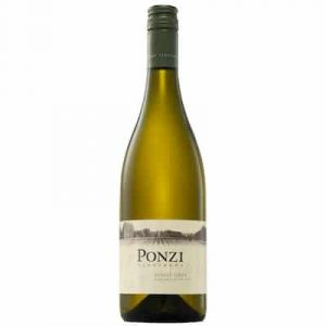 Ponzi Vineyards, Pinot Gris Willamette Valley