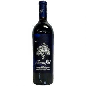 Juan Gil Jumilla Blue Label Bottle