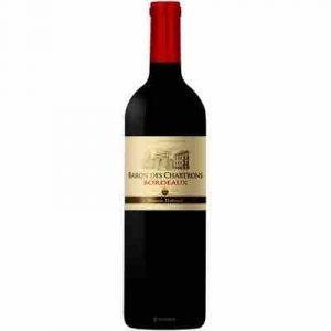 Baron des Chartrons, Bordeaux Bottle