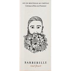 Château Barbebelle Rose Fleuri Label