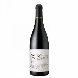 Domaine De Beaumiere, Cotes du Rhone (2017) Bottle