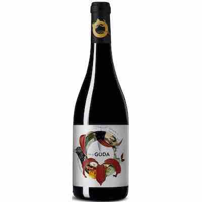 Flor de Goda Bottle