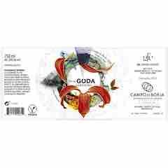 Flor de Goda Label