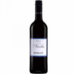 Maison Nicolas Merlot Bottle