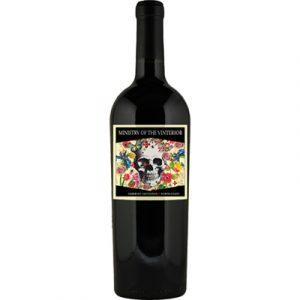 Ministry of the Vinterior, North Coast Cabernet Sauvignon (2017) Bottle