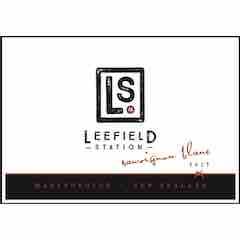 Leefield Station Sauvignon Blanc Label