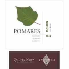 Quinta Nova Pomares Blanco Label