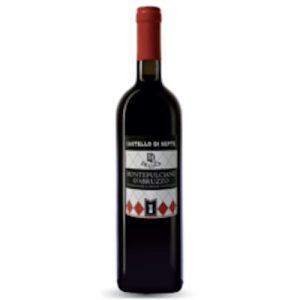 De Luca, Montepulciano d'Abruzzo Castello di Septe Bottle