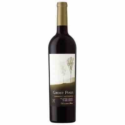 Ghost Pines Cabernet Bottle