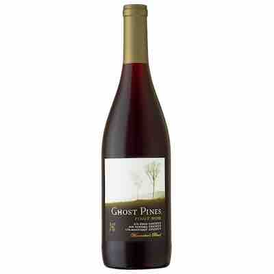 Ghost Pines Pinot Noir Bottle