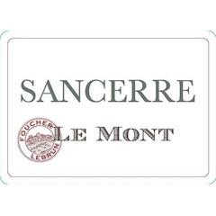 Sancerre Le Mont Blanc Label