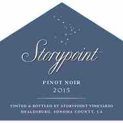 Storypoint Pinot Noir Label