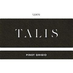 Talis, Pinot Grigio Label