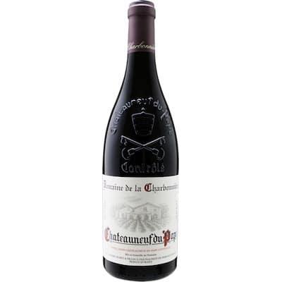 Domaine de la Charbonnière, Châteauneuf-du-Pape Bottle