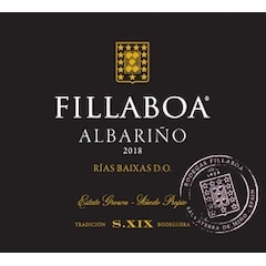 Fillabola Albarino Label