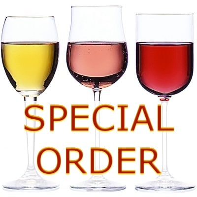 Misc Wine - Special Order