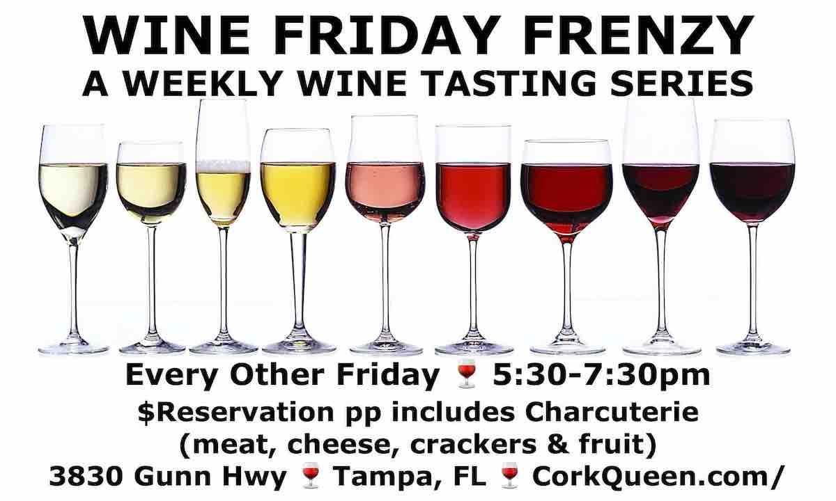 wine frenzy friday corkqueen