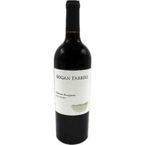 Logan Farrell, Cabernet Sauvignon Napa Valley Bottle