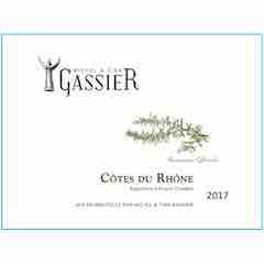 Michel Gassier, Côtes du Rhône Label