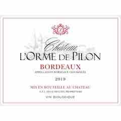 Château L'Orme De Pilon, Bordeaux Label