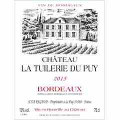 Château La Tuilerie Du Puy, Bordeaux Label