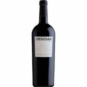 Obsidian Ridge, Cabernet Sauvignon Obsidian Ridge Vineyard Estate Grown Red Hills Lake County Bottle