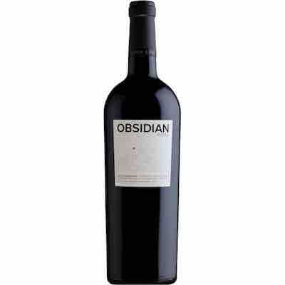 Obsidian Ridge, Cabernet Sauvignon Obsidian Ridge Vineyard Estate Grown Red Hills Lake County Bottle