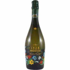 Cavicchioli 1928, Prosecco Bottle