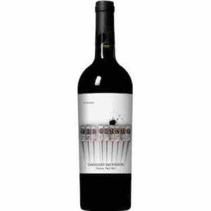 The Critic, Cabernet Sauvignon Napa Valley Bottle