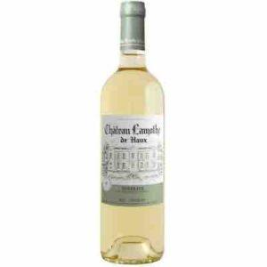 Vieux Chateau Lamothe Bordeaux Blanc Bottle