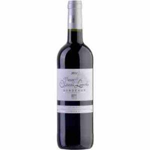 Vieux Chateau Lamothe Bordeaux Rouge Bottle-2