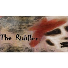 The Riddler, Red Wine Napa Valley Label